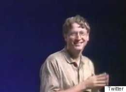 Bill Gates Dancing At The Windows 95 Launch Is Peak Geek And Is Truly Glorious