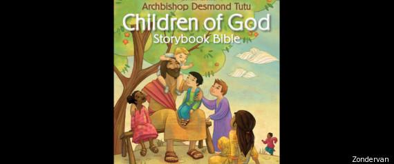CHILDREN OF GOD STORYBOOK BIBLE DESMOND TUTU