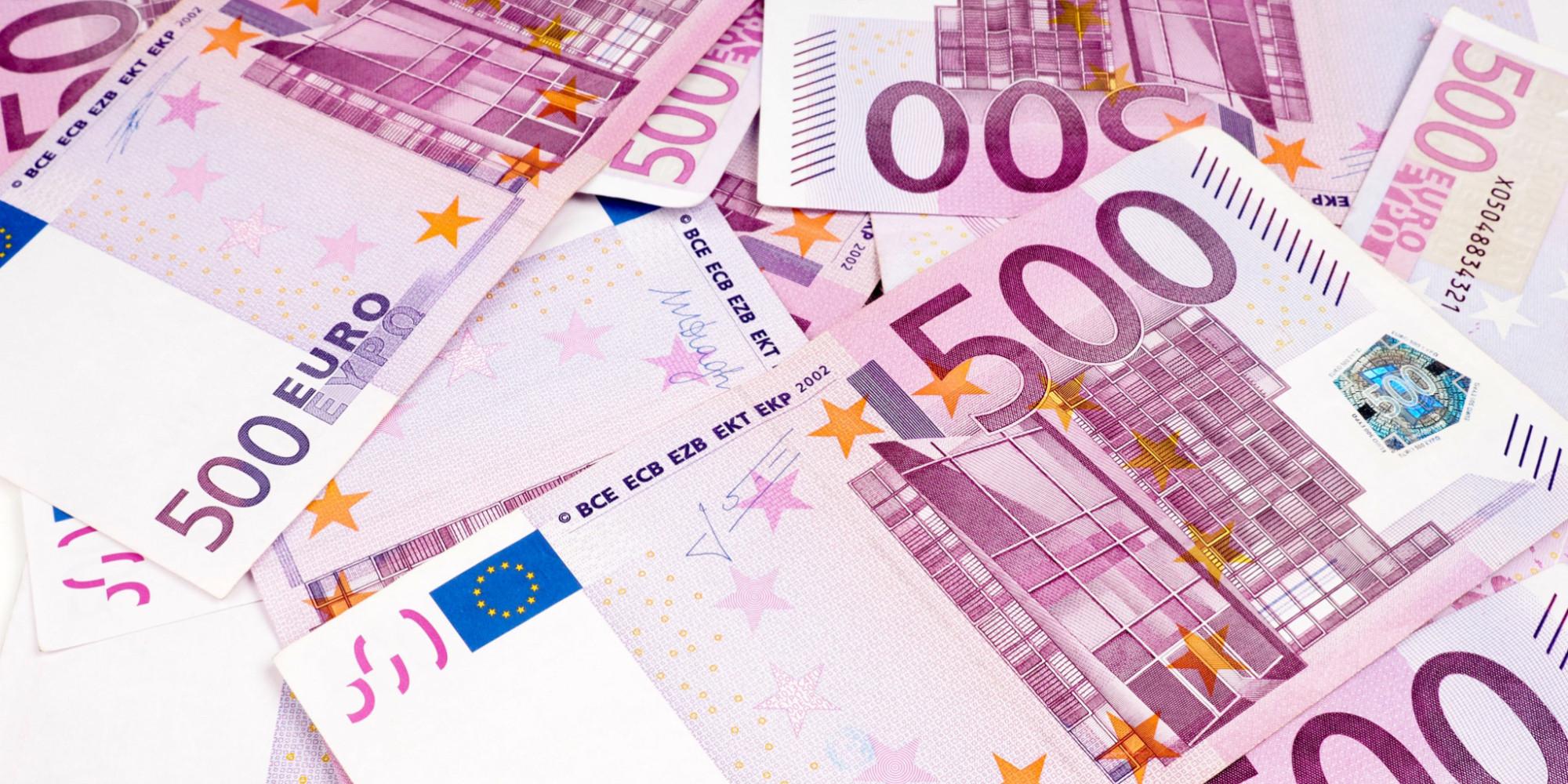 c 39 est officiel plus aucun billet de 500 euros ne sera imprim apr s 2018. Black Bedroom Furniture Sets. Home Design Ideas