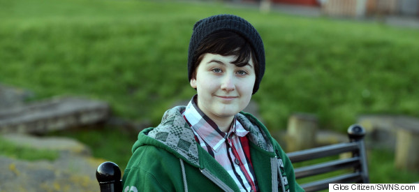 Transgender Teen Becomes The Only Boy At An All Girls' School