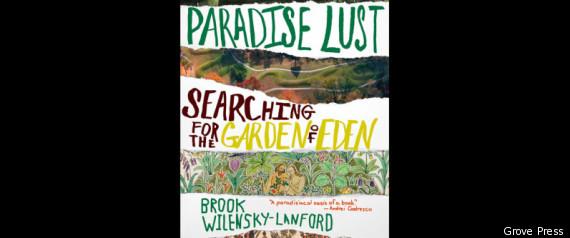 PARADISE LUST BROOK WILENSKY LANFORD BOOK