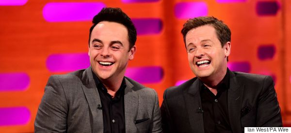 Ant And Dec Admit to Getting Sloshed At A Royal Sleepover