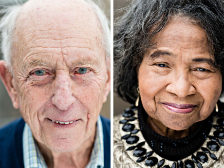 Older People Share Timeless Wisdom Of Love And Loss