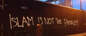 Paris Islam Graffiti