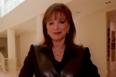 Jackie Collins | Pic: PA