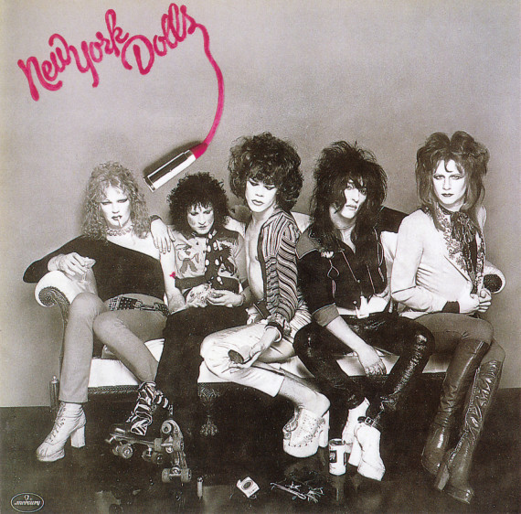 new york dolls vinyl
