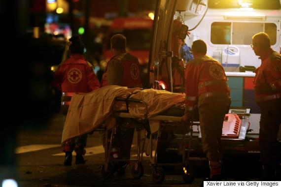 paris attacks bodies