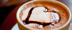 COFFEE CHOCOLATE VALENTINES