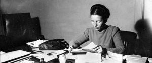 Simone De Beauvoir Writing