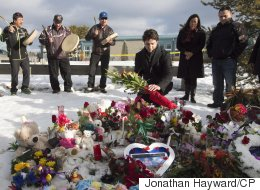 Teachers To Return To La Loche School Month After Shooting