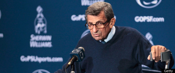 Paterno Retirement