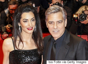 Amal Clooney Is Jaw-Dropping In Vintage Dress