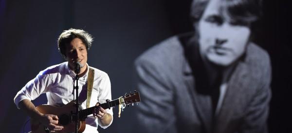 Vianney a rendu hommage à Michel Delpech aux Victoires de la musique