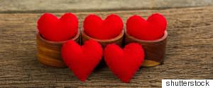 LOVE HEART FASHION STVALENTIN
