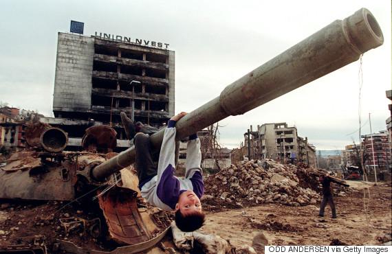 sarajevo 1996