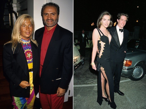 Versace For H Amp M Party Was Like 90s Time Capsule Photos