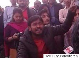 Watch JNUSU President's Fiery Speech Before Arrest: We  Believe In India's Constitution