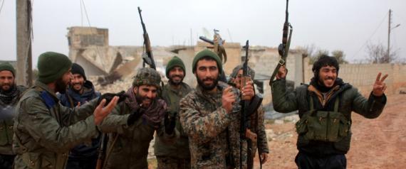 SYRIAN ARMY IN ALEPPO