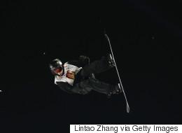 Big air: Maxence Parrot remporte la médaille d'or