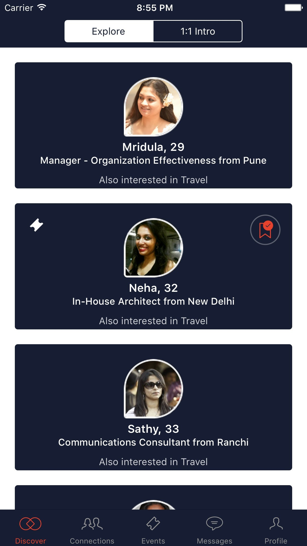 "Indian dating app Thrill: ""Women are in control, men gotta make the ..."