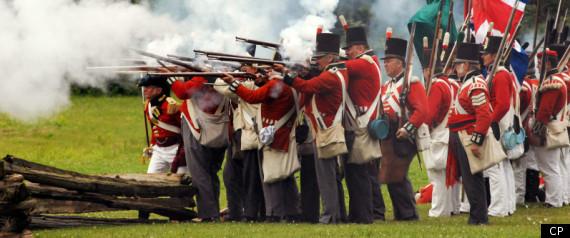 WAR OF 1812 CANADA