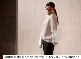 Corsets And Flats: Key Notes From Victoria Beckham's NYFW Show