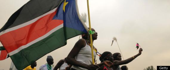 Sudan Bombs South Sudan