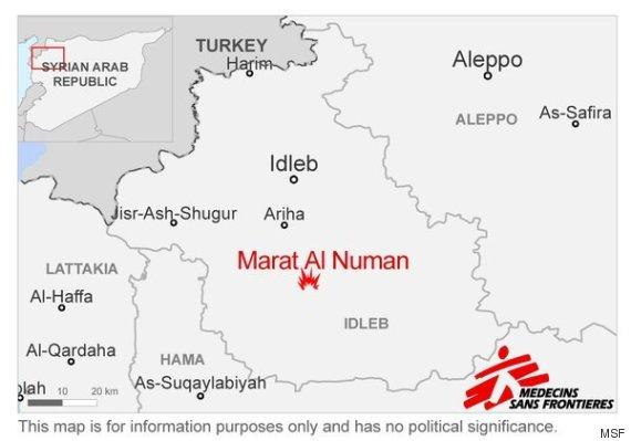 ataques norte siria