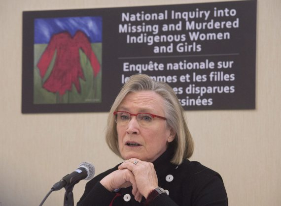 carolyn bennett missing women inquiry