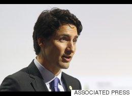 Anti-Refugee Graffiti Doesn't Show Canada's True Nature: Trudeau