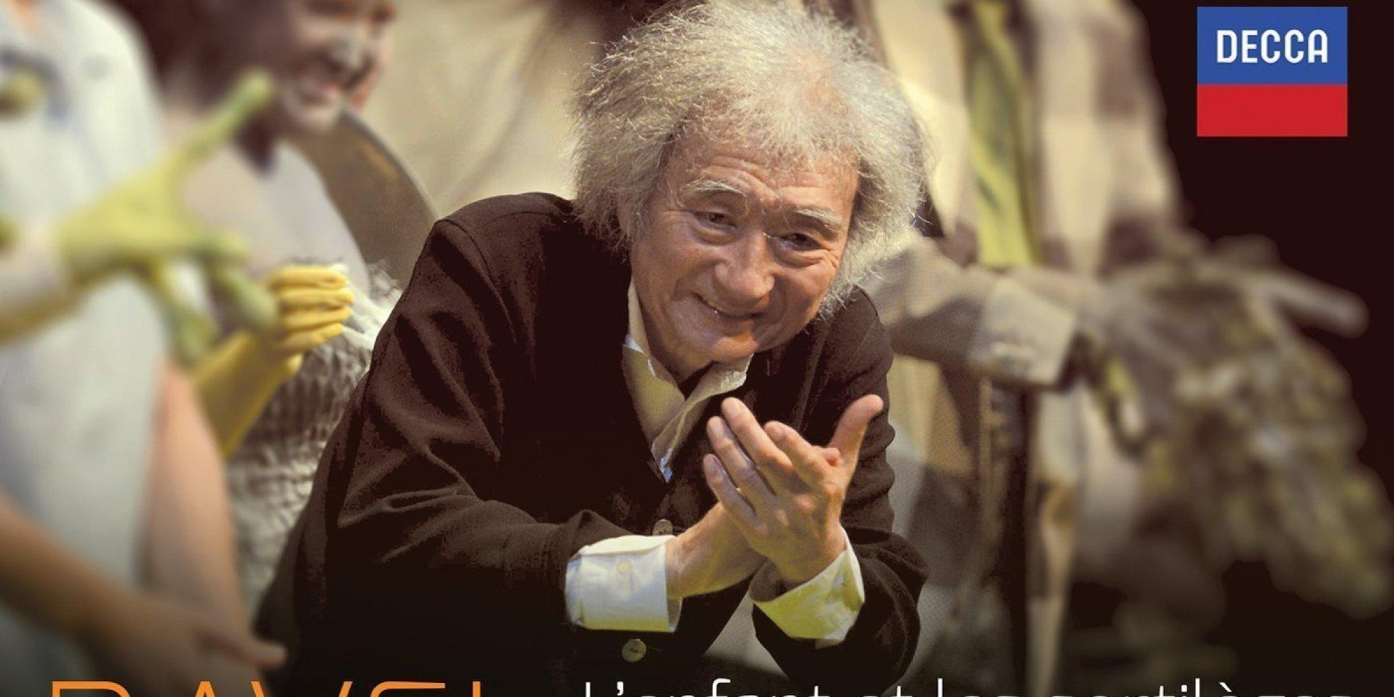 小澤征爾さん、グラミー賞の最優秀オペラ・レコーディングを受賞 「誇りに思う」【コメント全文】