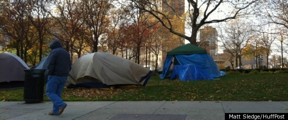OCCUPY DETROIT EVICTION