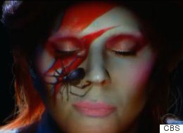 Gaga Honours David Bowie With Grammys Tribute Performance