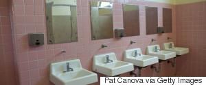 SCHOOL BATHROOM