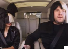 Sia And Her Wig Are The Latest Stars Of Carpool Karaoke