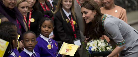DUCHESS OF CAMBRIDGE CHILDREN