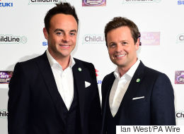 Ant And Dec Are Planning A Return To Acting