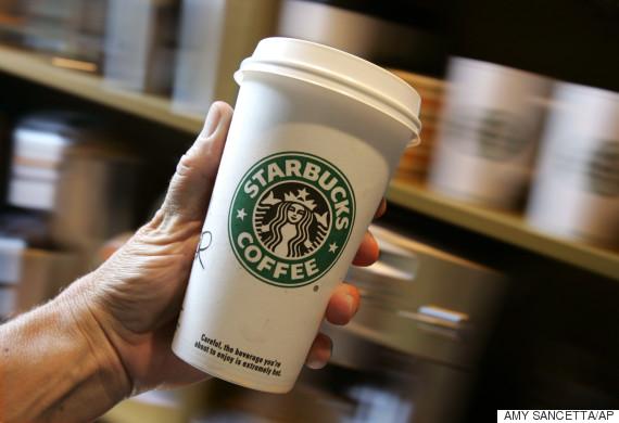 cup of coffee starbucks