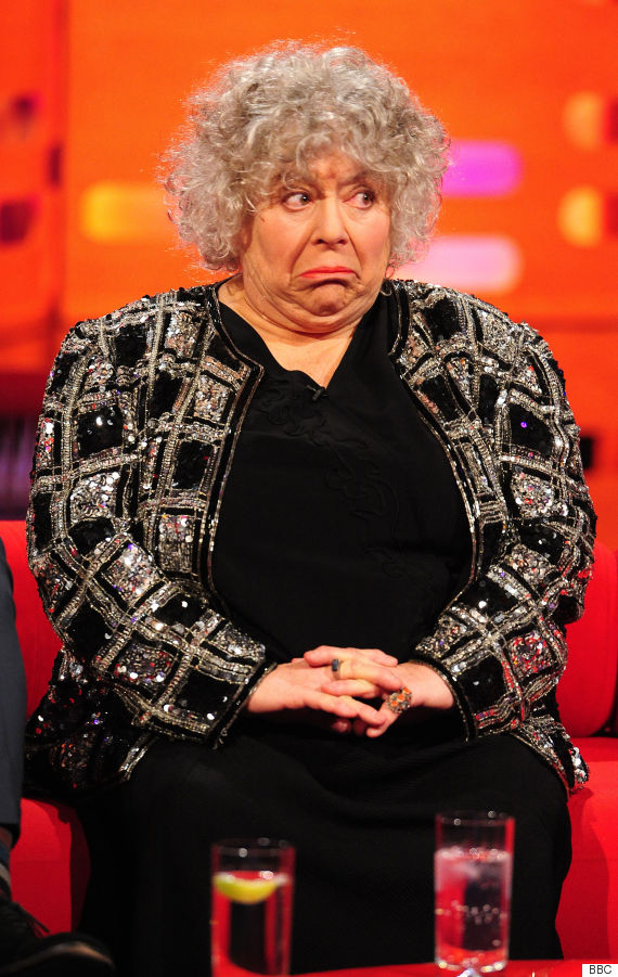 miriam margolyes net worth
