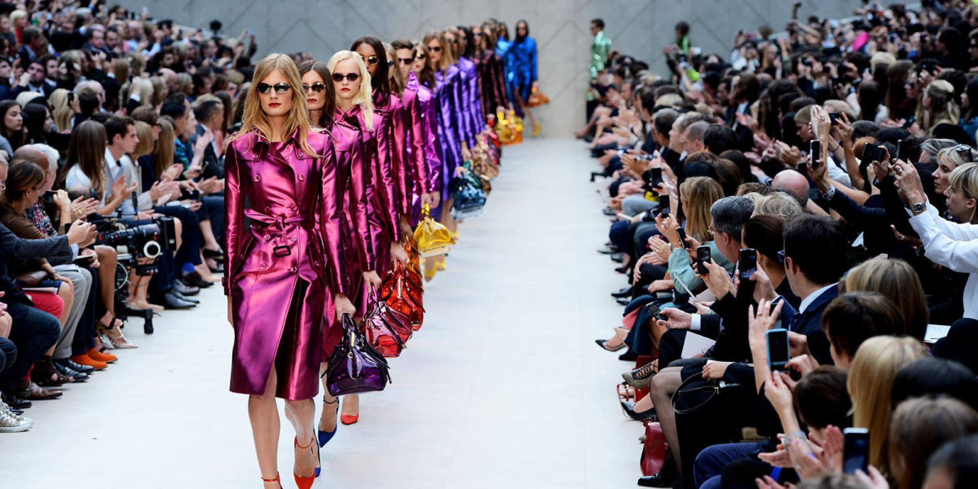 London Fashion Week  Free Exibitions