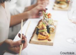 Un cours de sushi donné par une pro