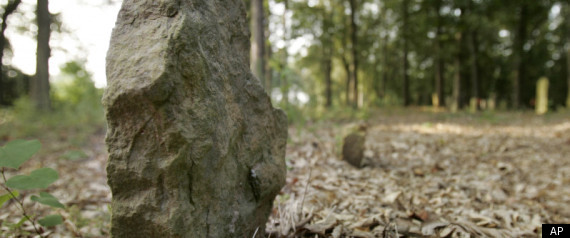 Florida Slave Cemetery