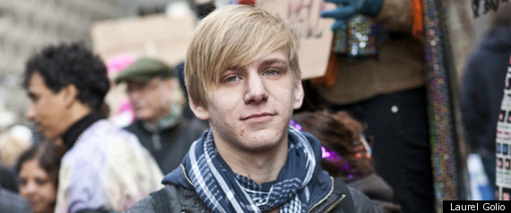 OCCUPY WALL STREET GAYS