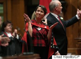 B.C. Legislature Welcomes 1st Female Indigenous MLA
