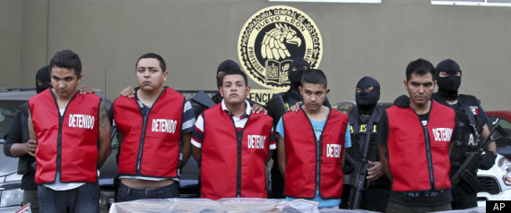 Zetas Drug Cartel Reportedly Murders Internet Chat Room