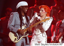 Nile Jumps To Gaga's Defence After Bowie Tribute Criticism
