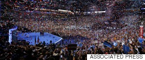 DEMOCRATIC NATIONAL CONVENTION 2012