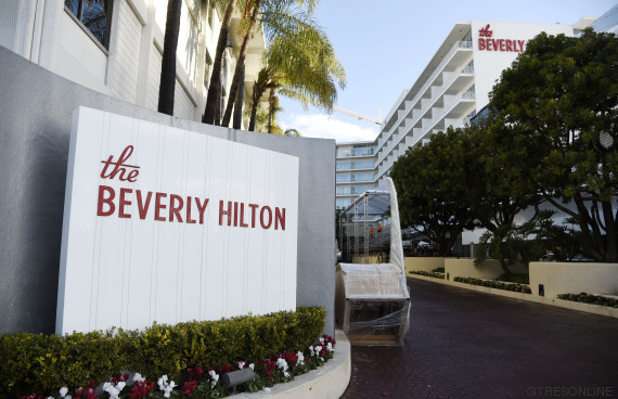 hotel beverly hilton