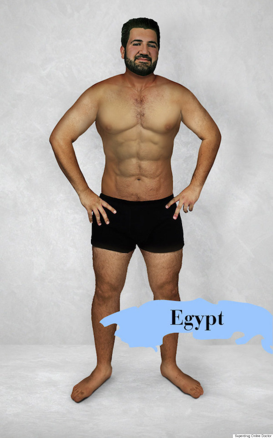 egypt ideal man