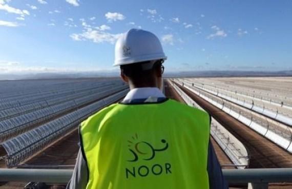 """شبكة الأخبار الأمريكية: المغرب في طريقه ليصبح """"قوة عظمى في قطاع الطاقة الشمسية"""" O-3-570"""